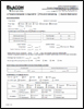 Pulsation Dampening & Suction Stabilization Worksheet
